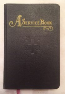 A Service Book first published